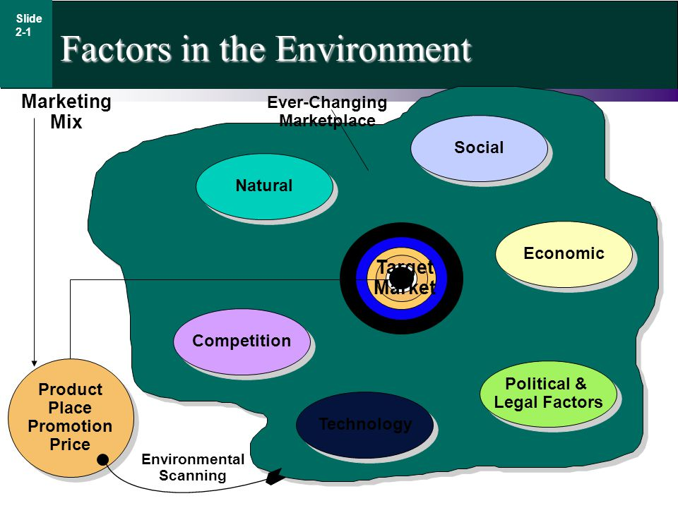 Factors in the Environment