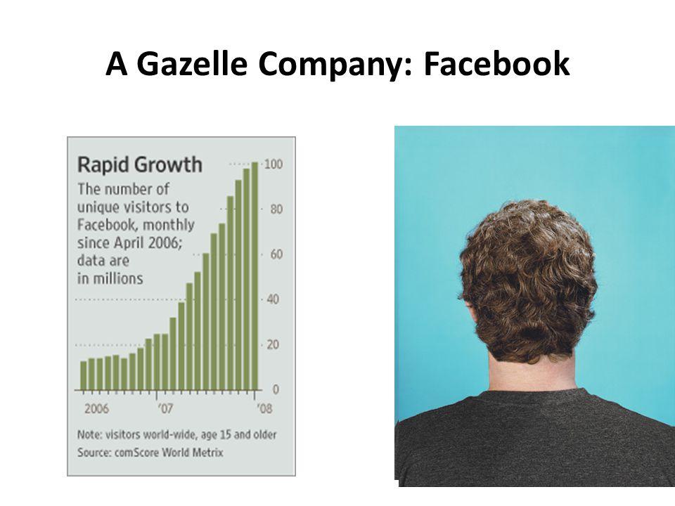 A Gazelle Company: Facebook