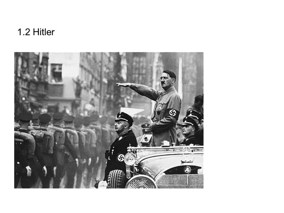 1.2 Hitler