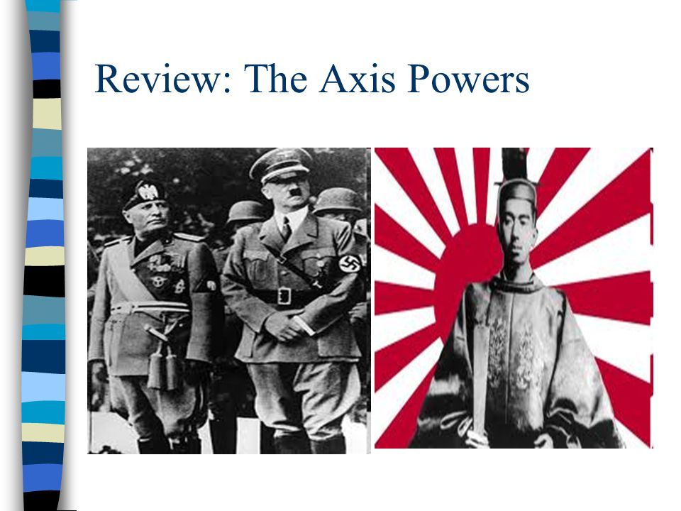 Review: The Axis Powers