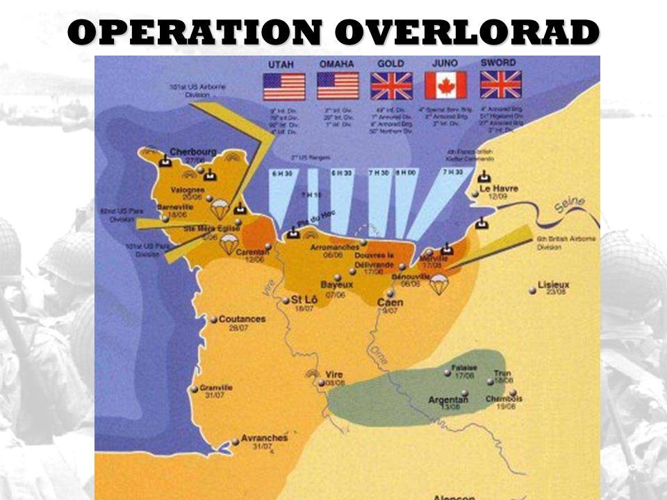 OPERATION OVERLORAD