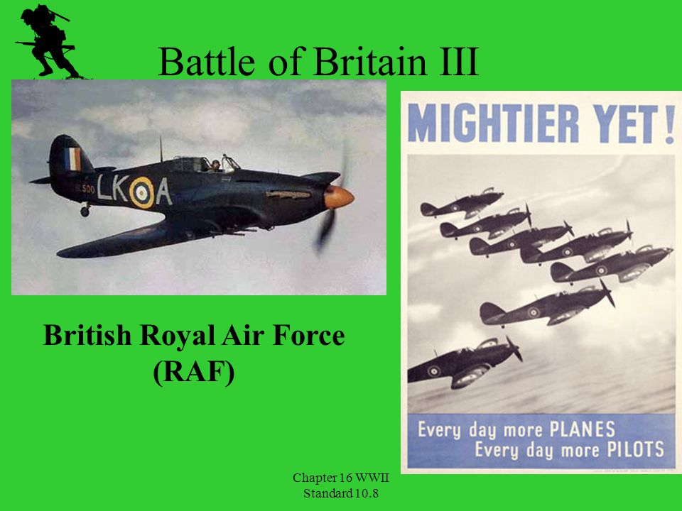 British Royal Air Force
