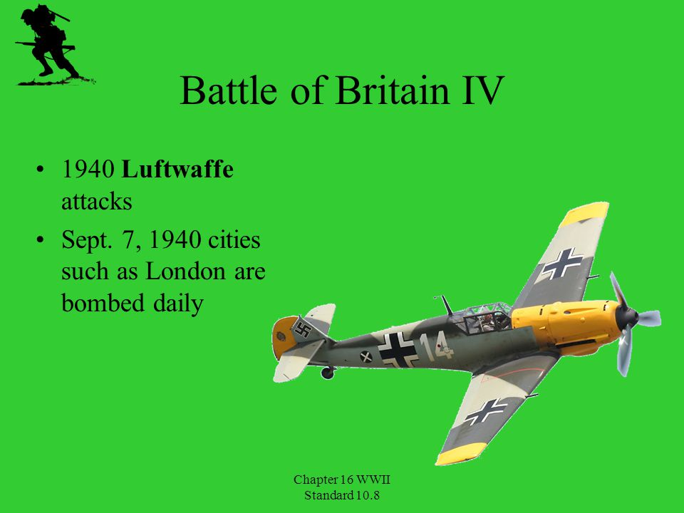 Battle of Britain IV 1940 Luftwaffe attacks