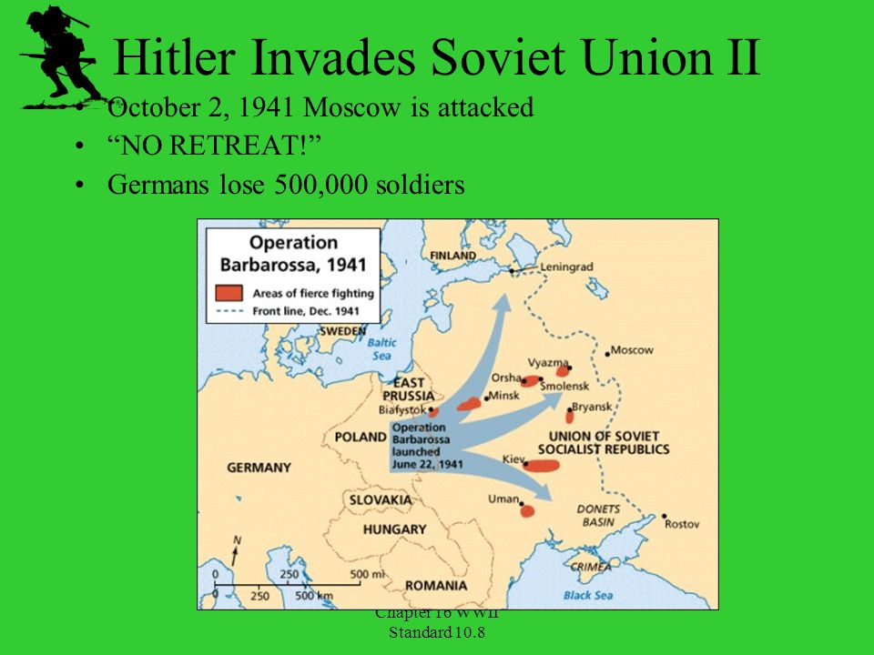 Hitler Invades Soviet Union II