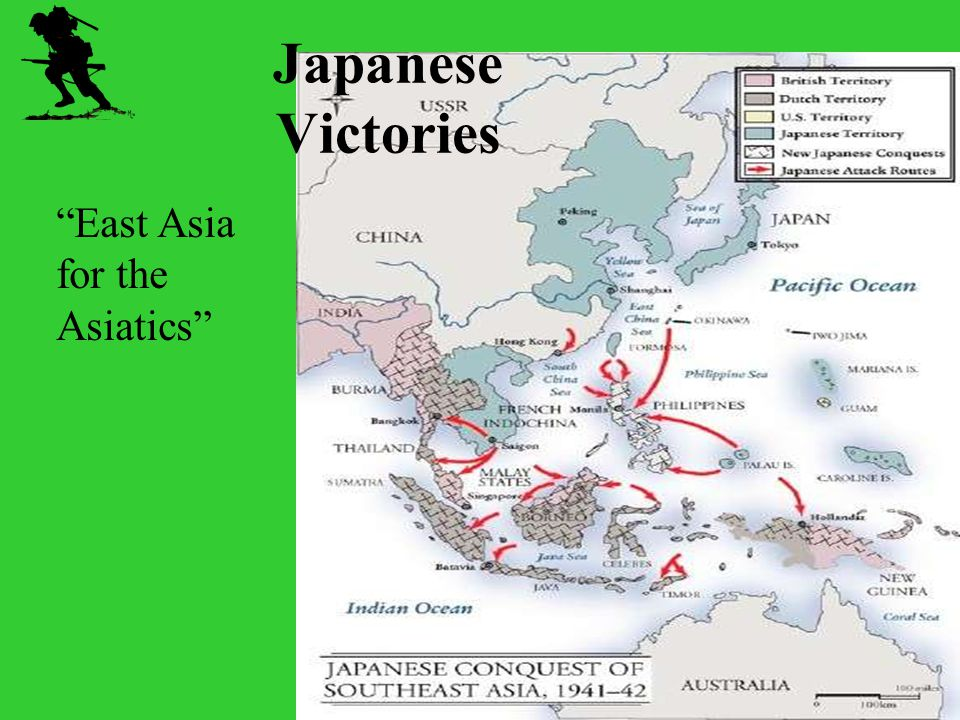Japanese Victories East Asia for the Asiatics Chapter 16 WWII