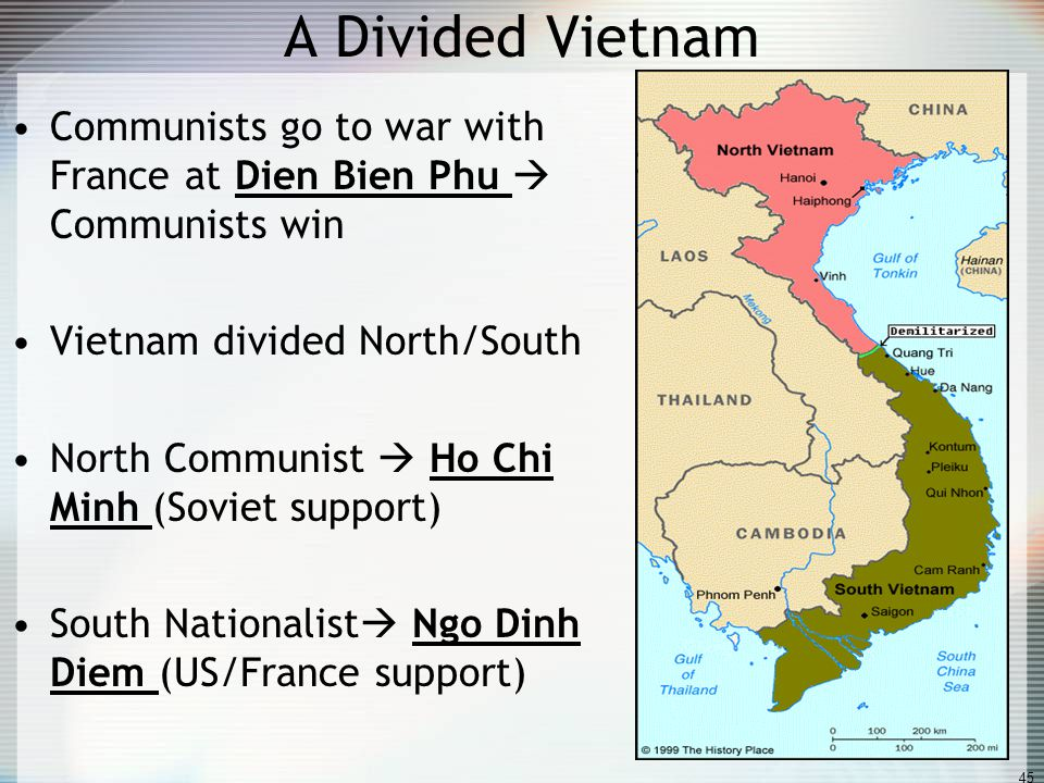 the communist victory in the vietnam 'extremely important in contributing to vietnam's victory' the vietcong was a ragtag group of communist guerrillas who were allied with the official communist government in north vietnam.