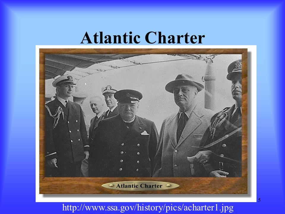Atlantic Charter http://www.ssa.gov/history/pics/acharter1.jpg