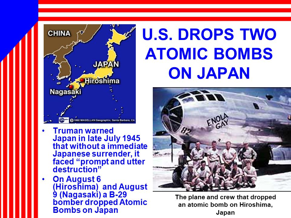 the global effects of the atomic bombs on japan The medical effects of the atomic bomb on hiroshima upon humans can be put into the four categories below, with the effects of larger thermonuclear weapons producing blast and thermal effects so large that there would be a negligible number of survivors close enough to the center of the blast who would experience prompt/acute radiation effects.
