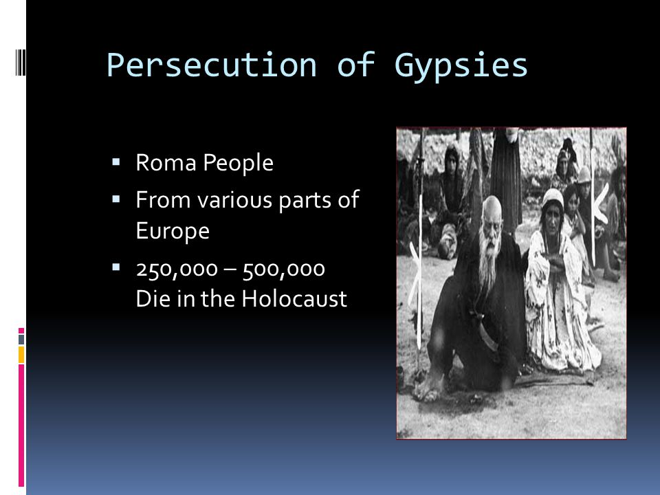 Persecution of Gypsies