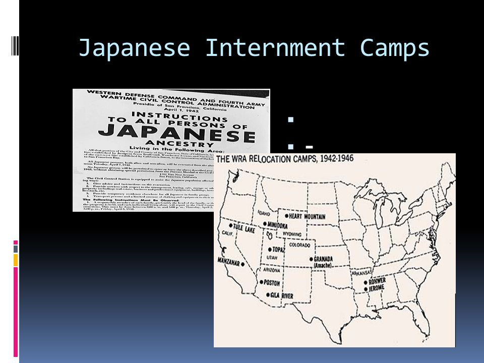 is japanese internment justified The internment of japanese-canadians during wwii was not justified the rcmp and canadian military opposed the internment when it started in december 7th.
