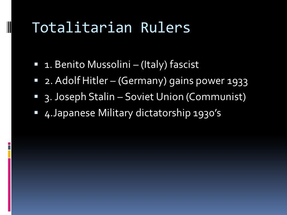 the common aspect between adolf hitler and joseph stalin Held for the purpose of bringing nazi war criminals to justice, the nuremberg trials were a series of 13 trials carried out in nuremberg, germany, between 1945 and 1949 the defendants joseph stalin (1878-1953), the soviet leader, initially proposed the execution of 50,000 to 100,000 german staff officers british prime.