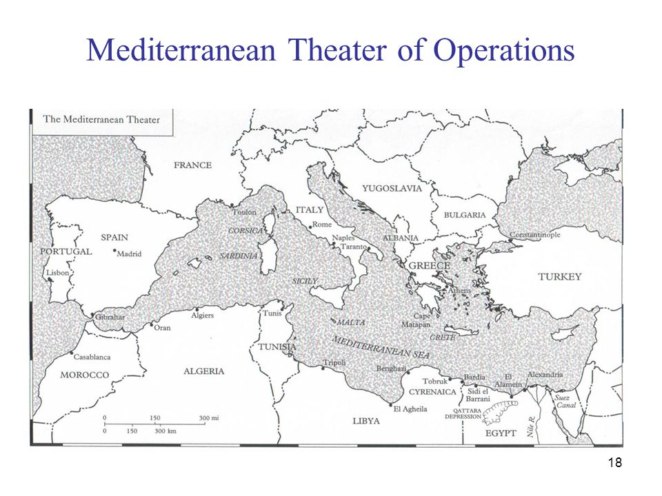 Mediterranean Theater of Operations