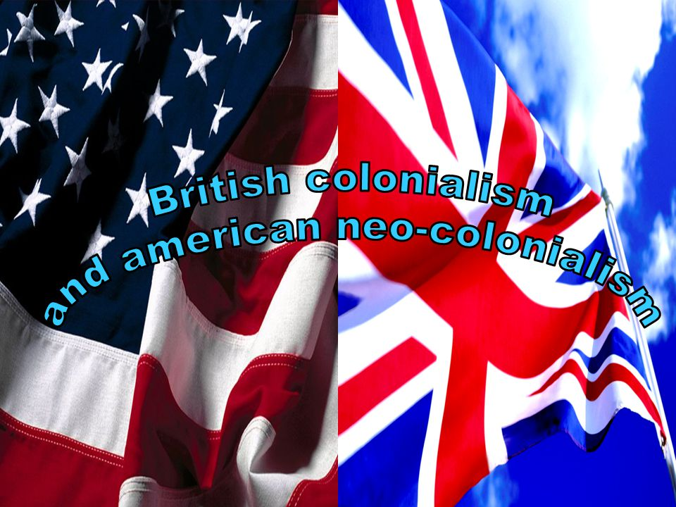 and american neo-colonialism