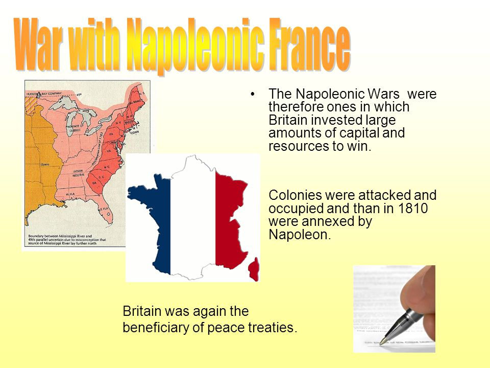 War with Napoleonic France