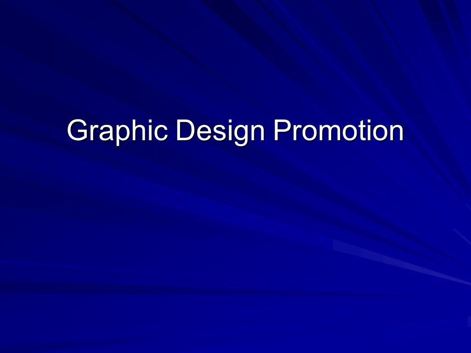 Graphic Design Promotion