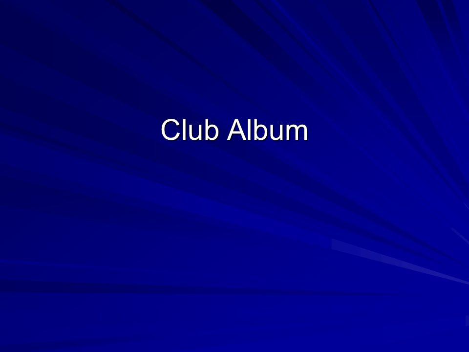 Club Album