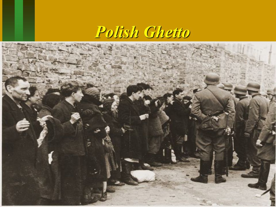 Polish Ghetto