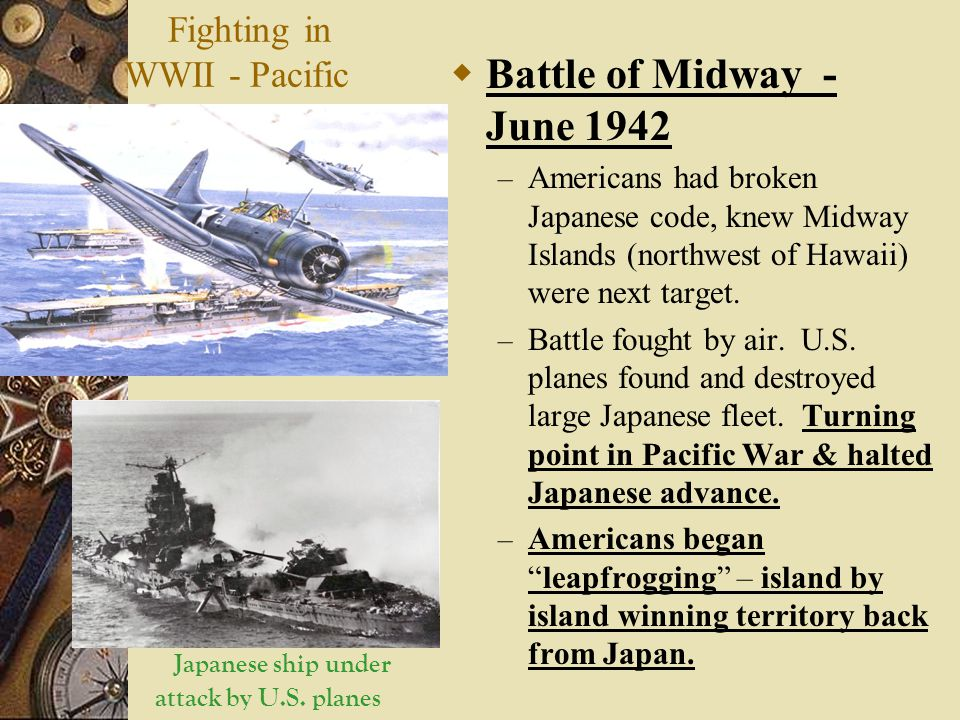 Battle of Midway - June 1942 Fighting in WWII - Pacific