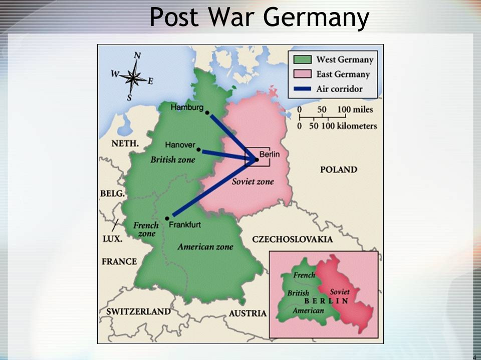 Post War Germany
