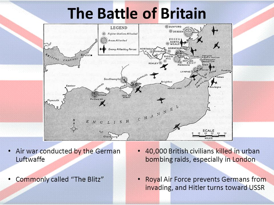 The Battle of Britain Air war conducted by the German Luftwaffe