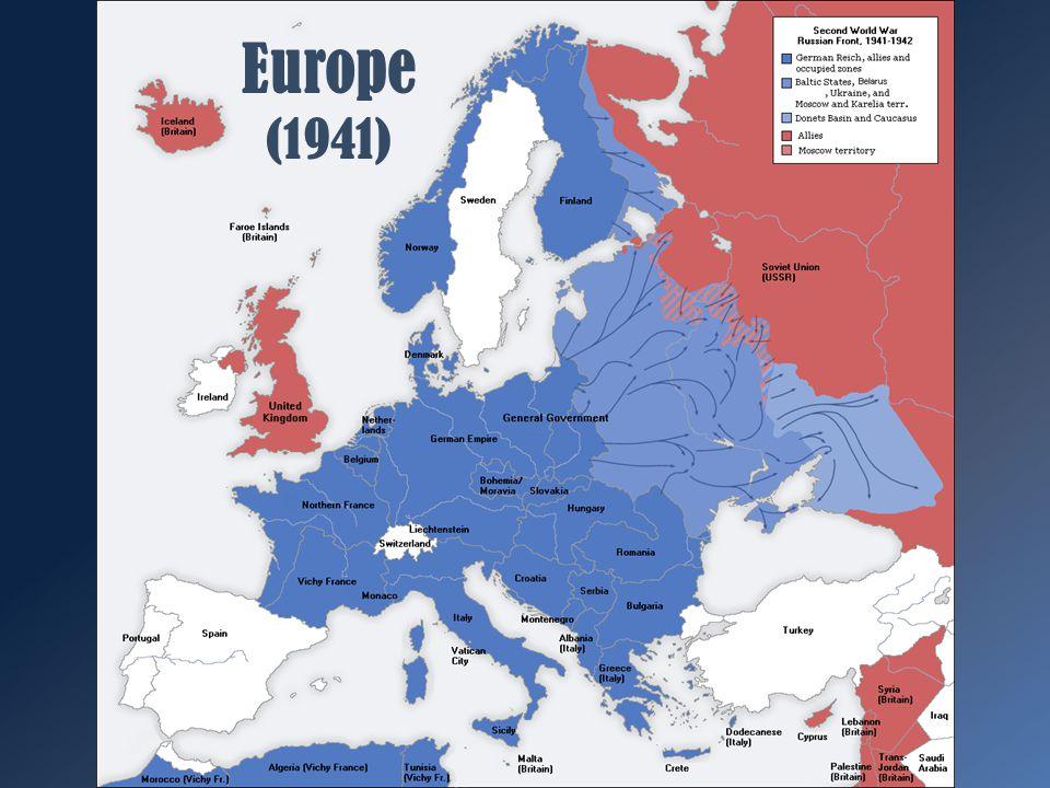 Europe (1941)
