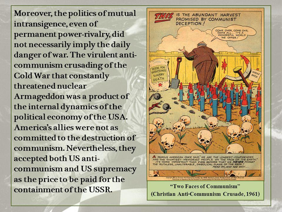 Two Faces of Communism (Christian Anti-Communism Crusade, 1961)