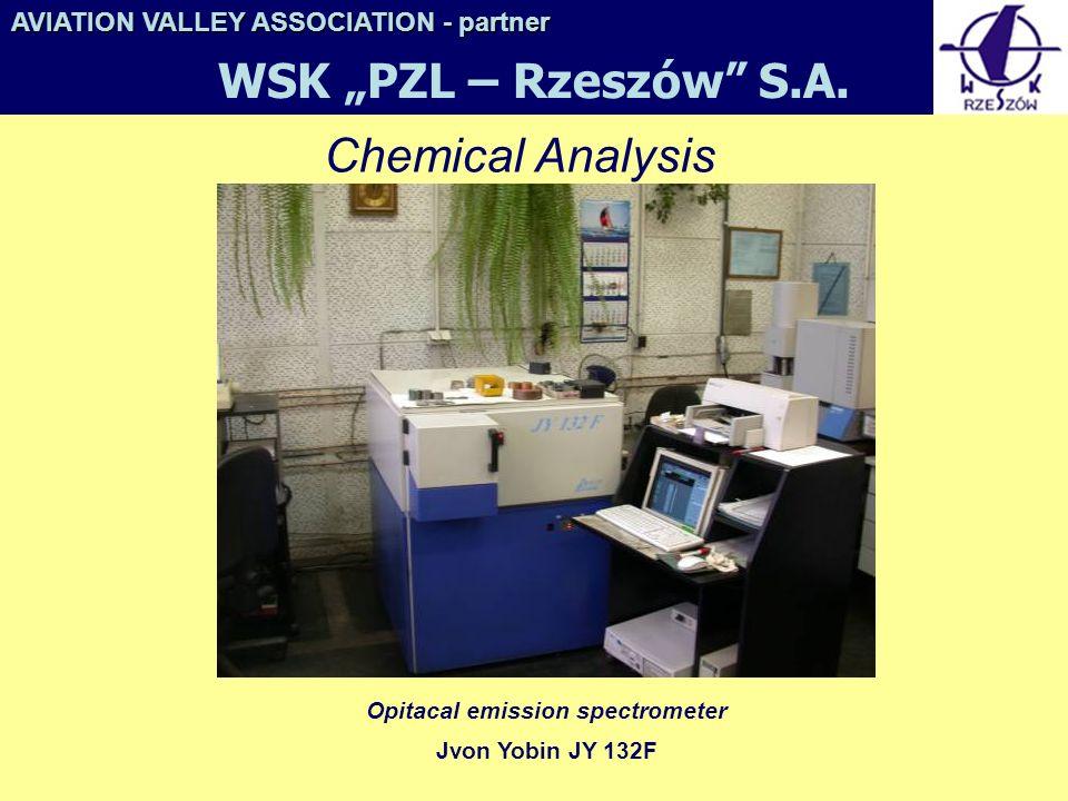 Opitacal emission spectrometer Jvon Yobin JY 132F