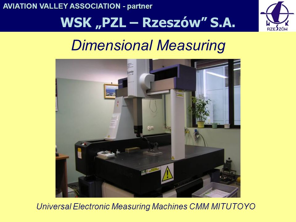 Dimensional Measuring