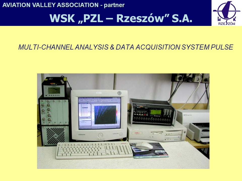 MULTI-CHANNEL ANALYSIS & DATA ACQUISITION SYSTEM PULSE