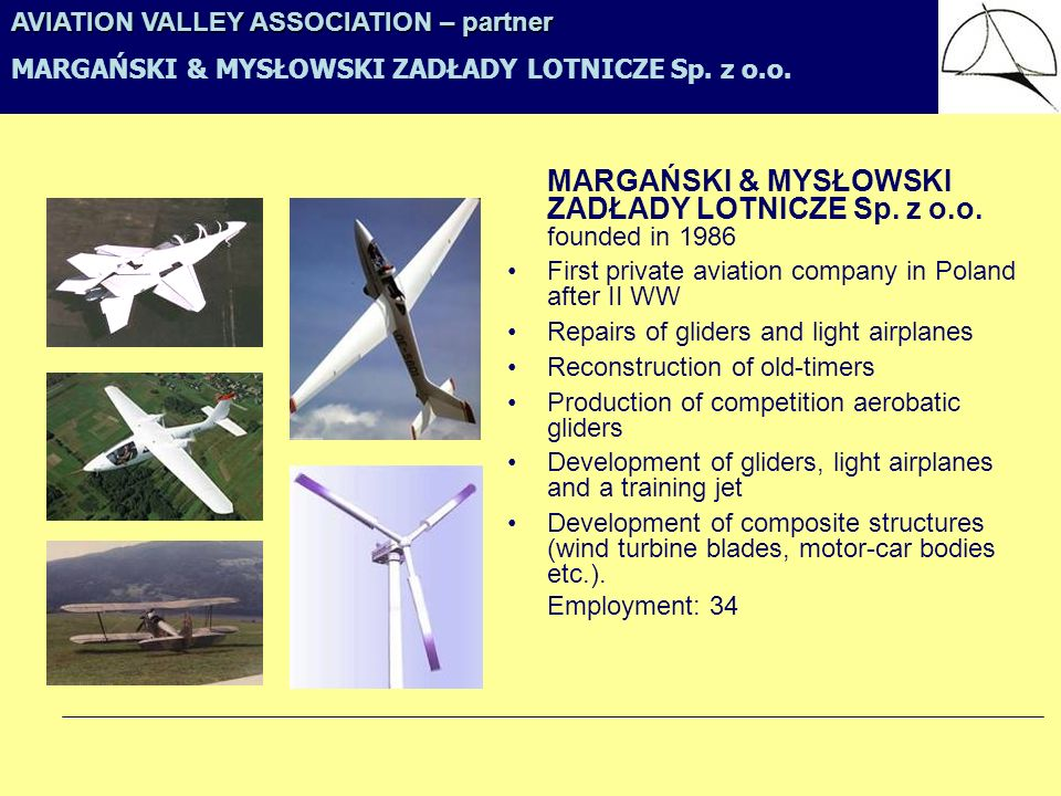AVIATION VALLEY ASSOCIATION – partner
