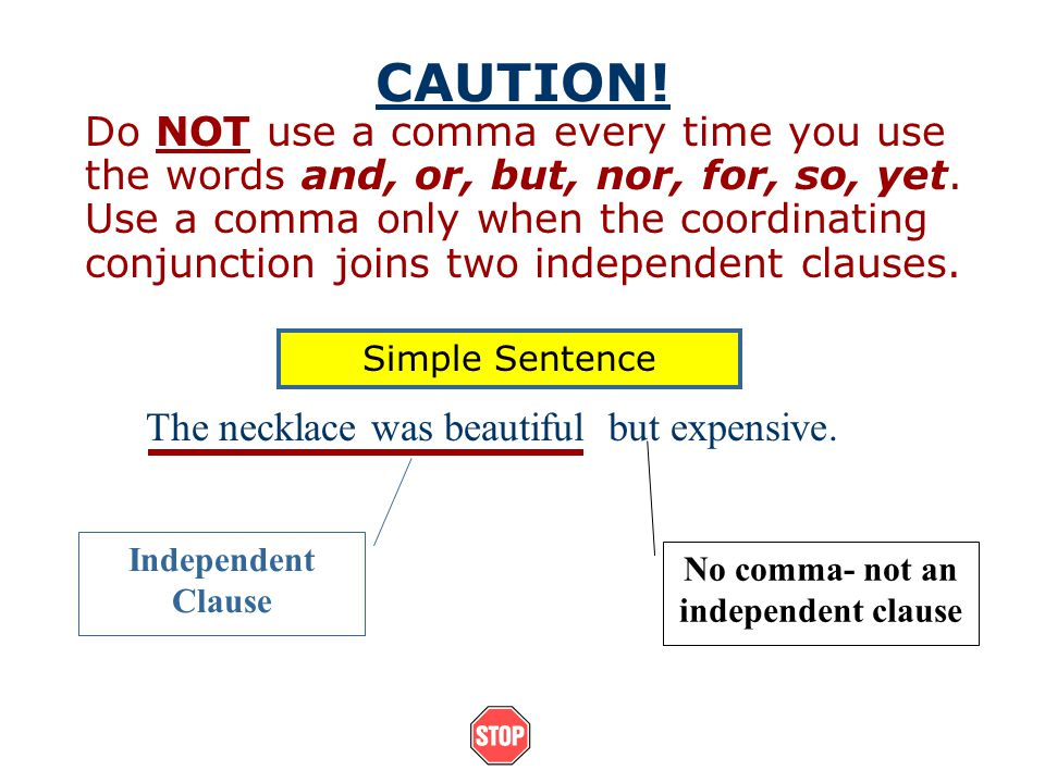 No comma- not an independent clause