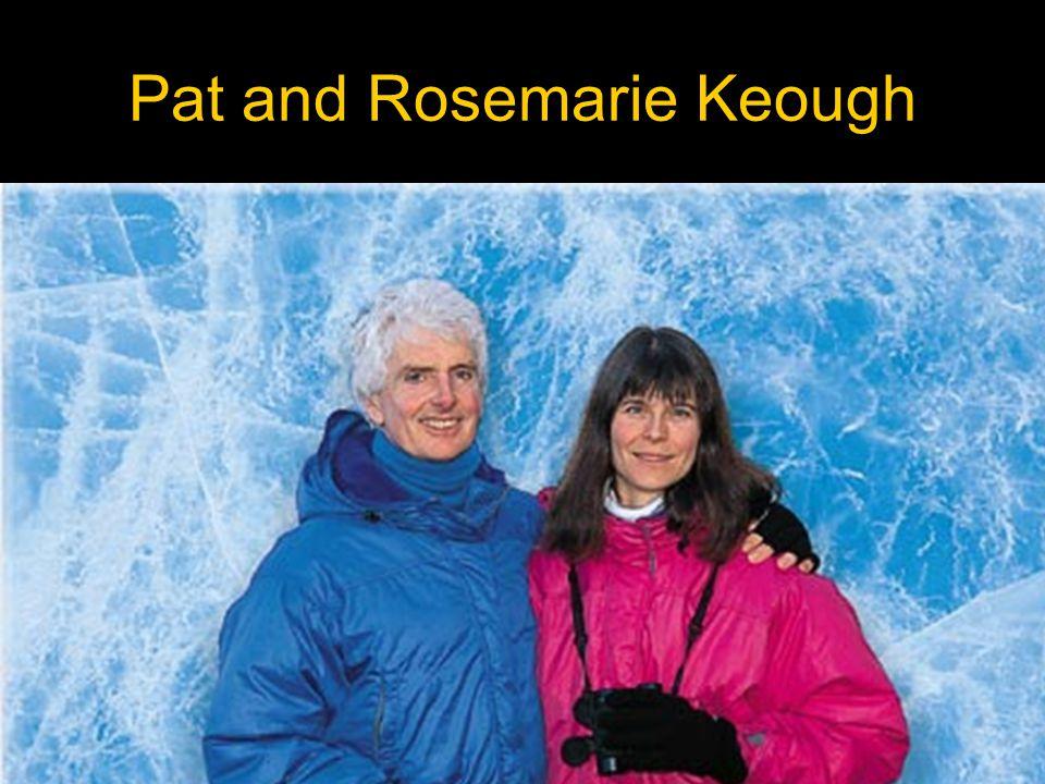 Pat and Rosemarie Keough