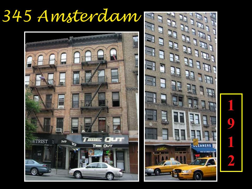 345 Amsterdam 1 9 2