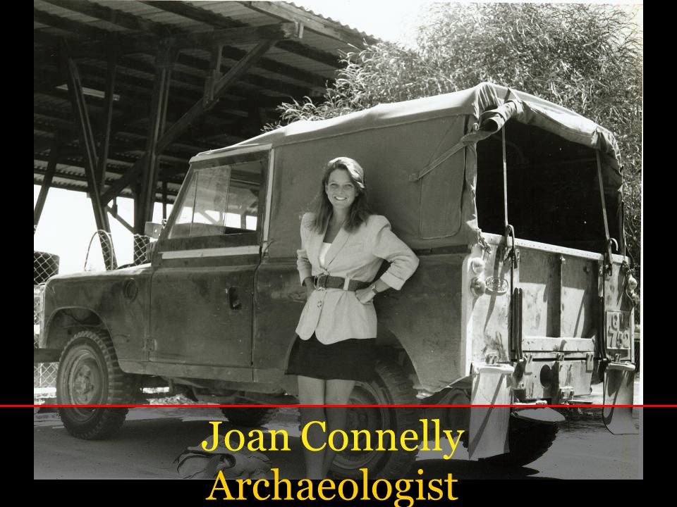 Joan Connelly Archaeologist