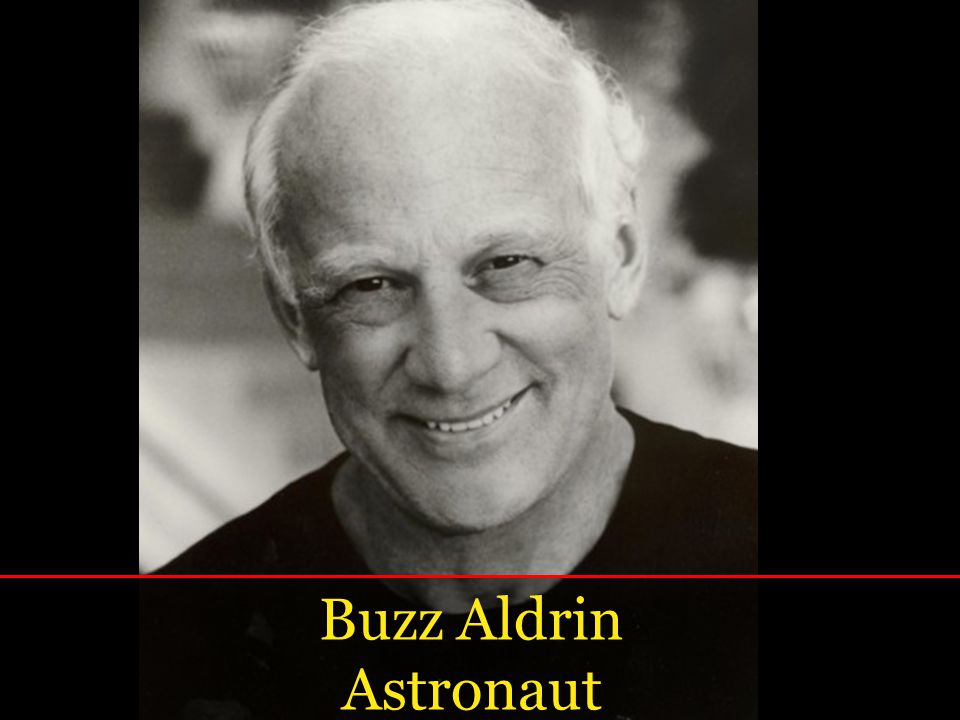Buzz Aldrin Astronaut