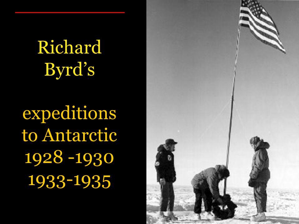expeditions to Antarctic