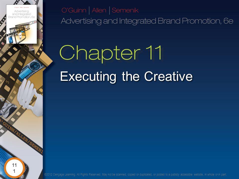 Executing the Creative