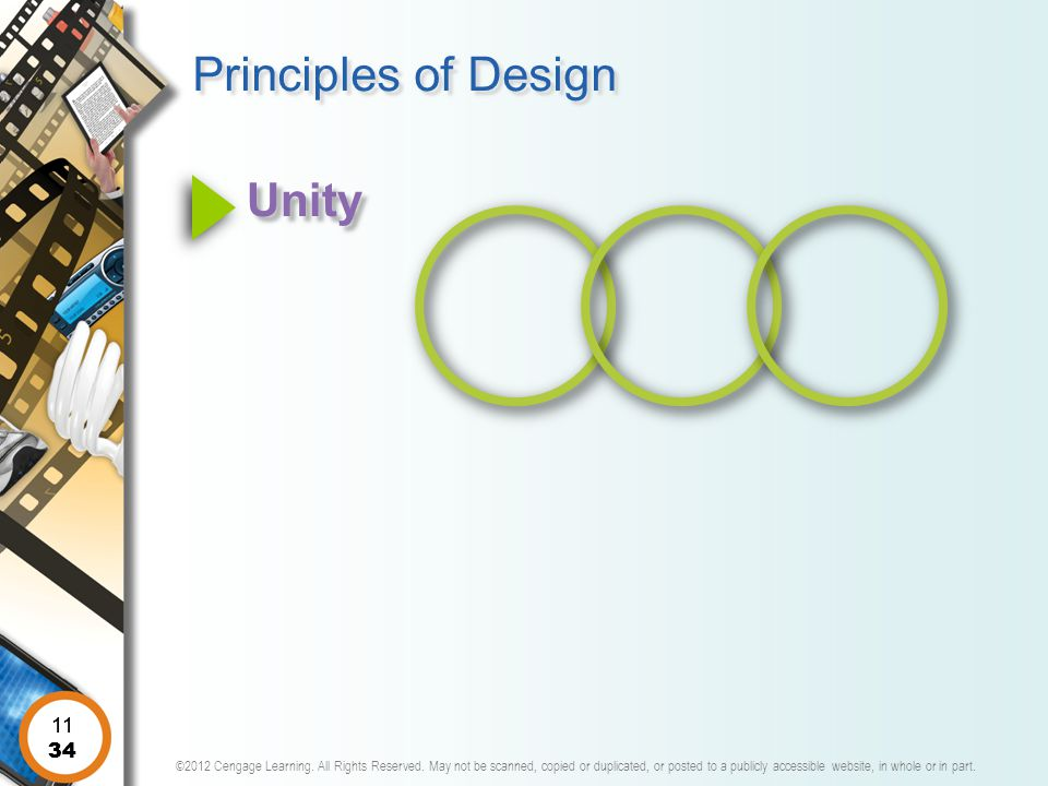 Principles of Design Unity 11 11 34