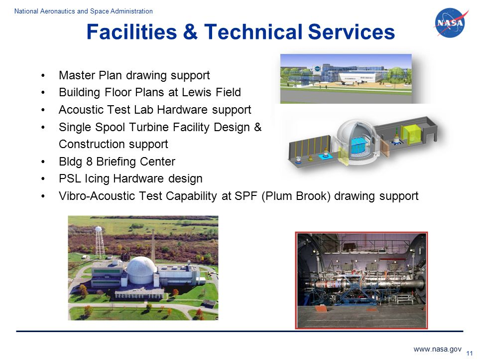 Facilities & Technical Services