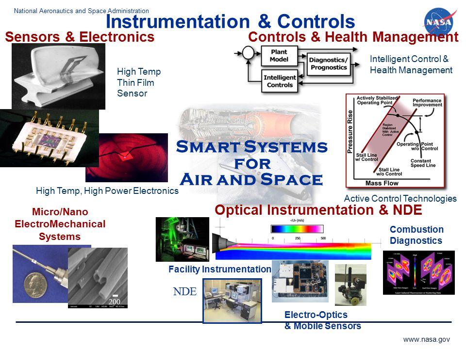 Micro/Nano ElectroMechanical Facility Instrumentation