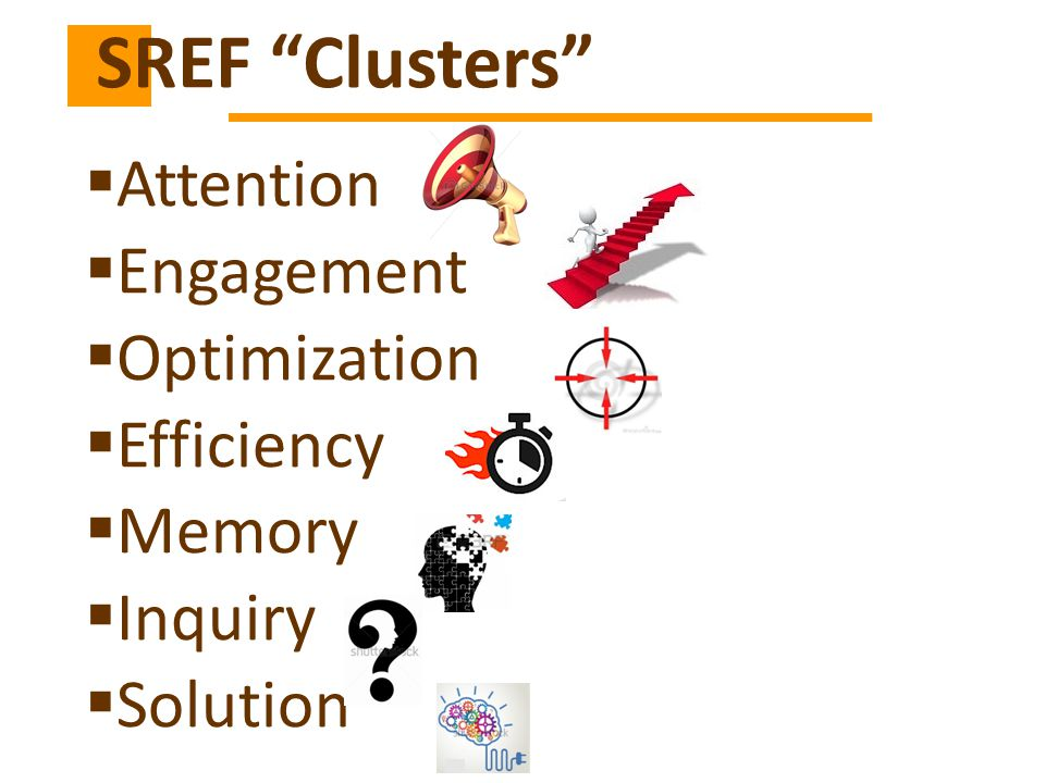 SREF Clusters Attention Engagement Optimization Efficiency Memory