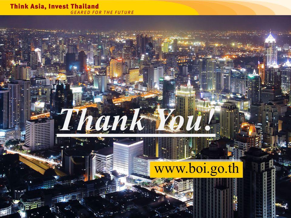 Thank You! www.boi.go.th 43