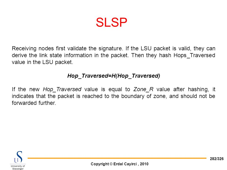 Hop_Traversed=H(Hop_Traversed)