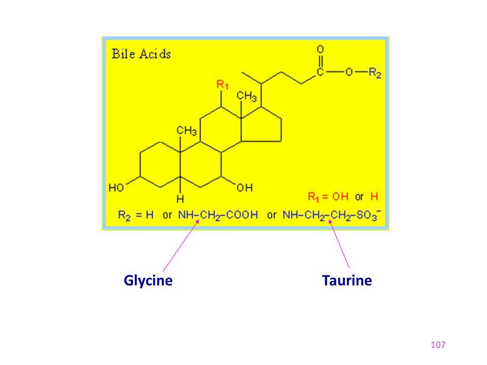 Glycine Taurine