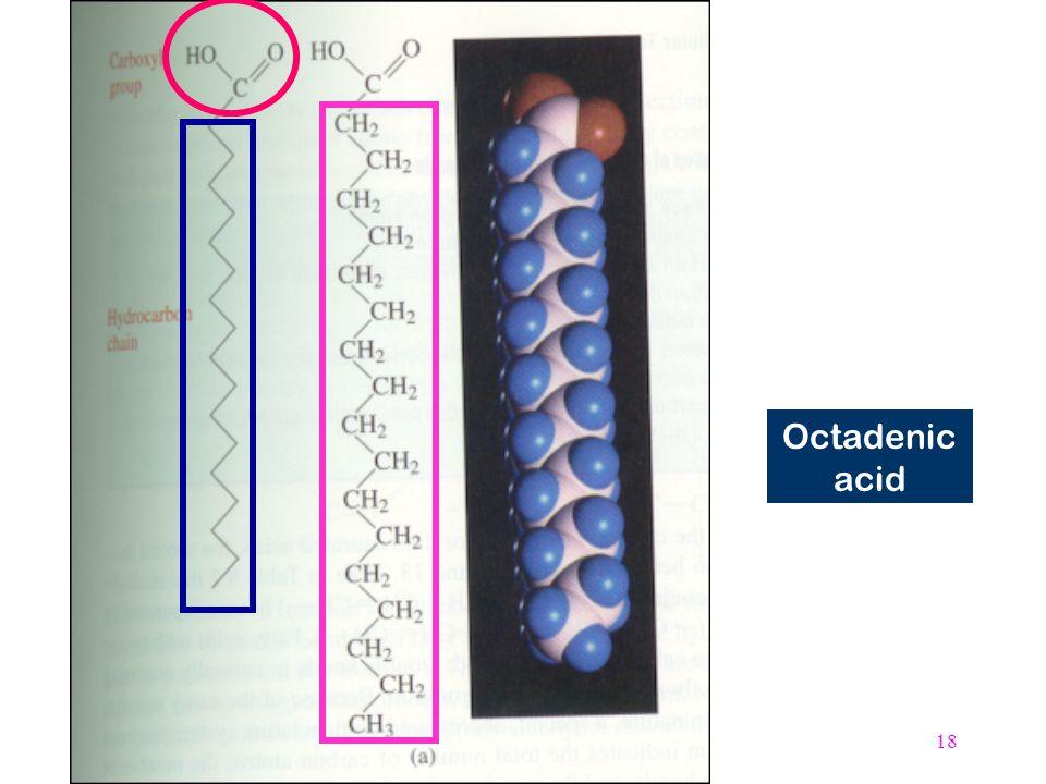 Octadenic acid
