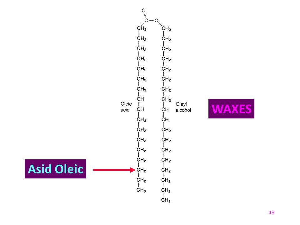 WAXES Asid Oleic