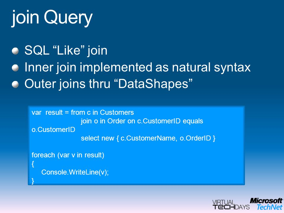join Query SQL Like join Inner join implemented as natural syntax