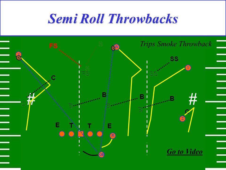 Semi Roll Throwbacks Trips Smoke Throwback # Go to Video