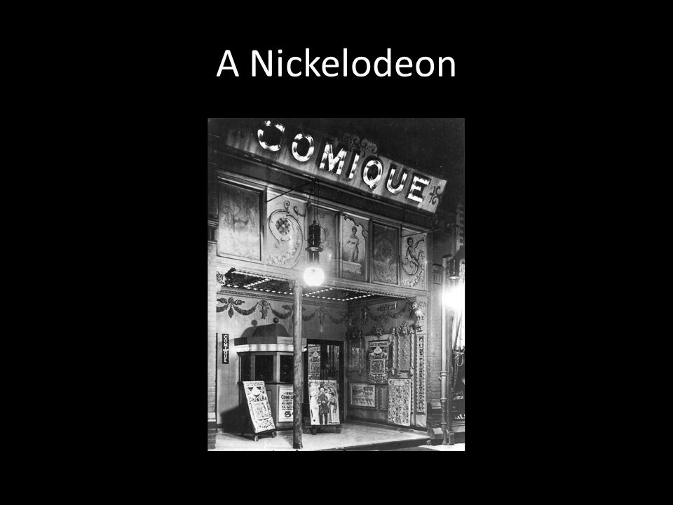 A Nickelodeon