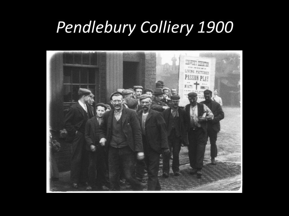 Pendlebury Colliery 1900